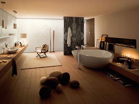 Bañeras de diseño espectaculares   decorar hogar