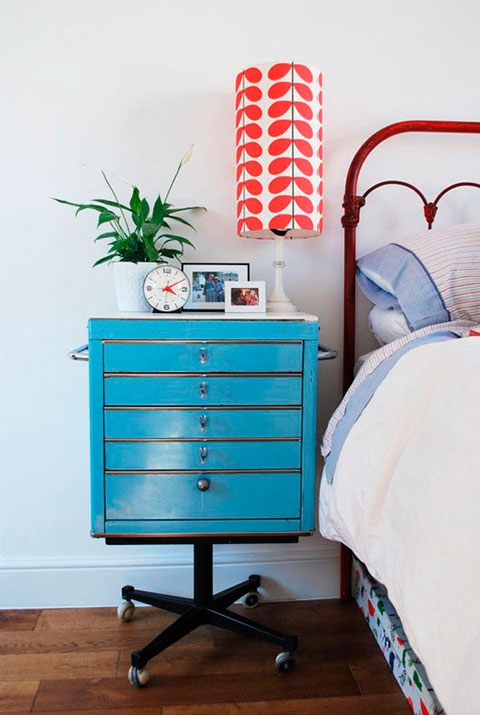 7 mesitas de noche originales y baratas decorar hogar