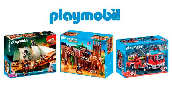 Los Playmobil mas vendidos estas navidades