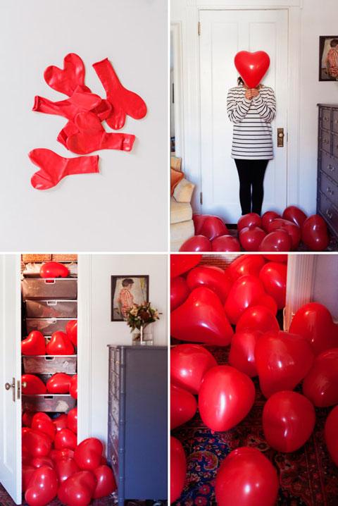 Decoraci n rom ntica para san valent n decorar hogar for Ideas baratas para decorar tu casa
