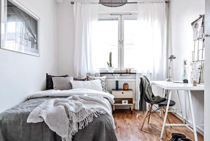 30 ideas para Decorar Habitaciones Pequeñas - Decorar Hogar