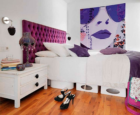 Color Purpura tendencia 2014