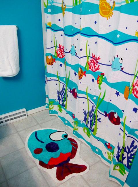 Ideas Para Decorar Baños De Ninos:Cómo decorar baños para niños – Decorar Hogar