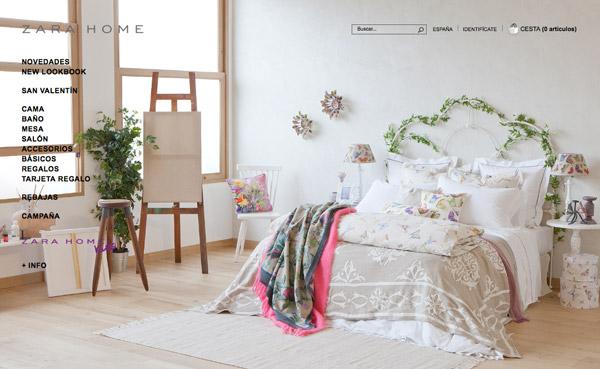 zara home catalogo online