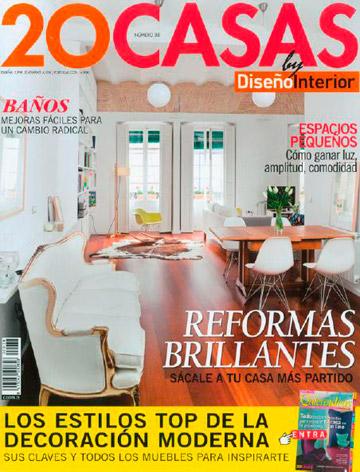 revista 20 casas