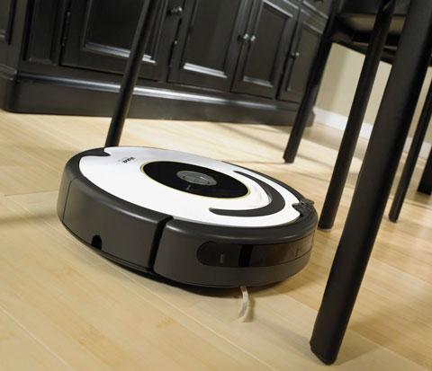 Aspirador inteligente muebles