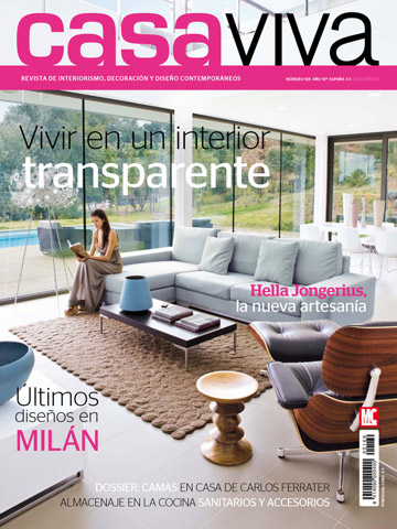 Las mejores revistas de decoraci n en espa ol decorar hogar for Revista interiores ideas y tendencias