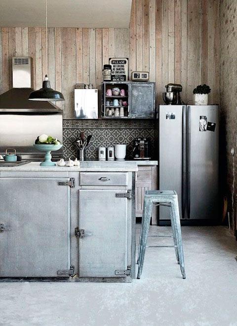 cocina-rustica-industrial-retro