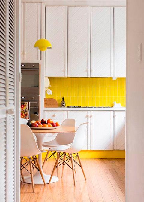 Amarillo limón tendencia 2014
