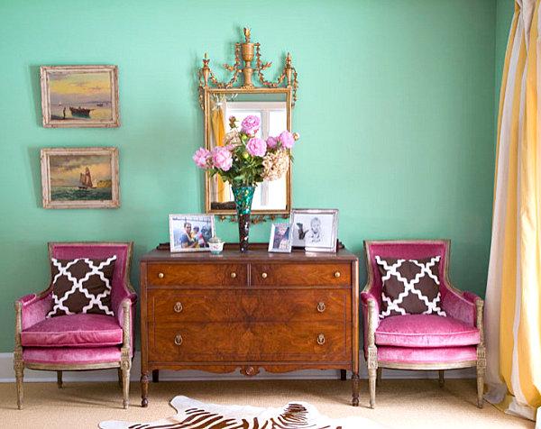5 colores bonitos para pintar en 2014 - Decorar Hogar