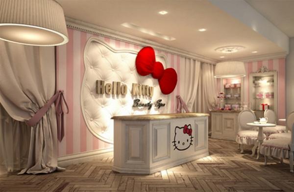 Decoración infantil Hello Kitty