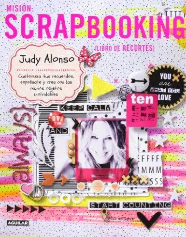 Libros y recortes de scrapbooking
