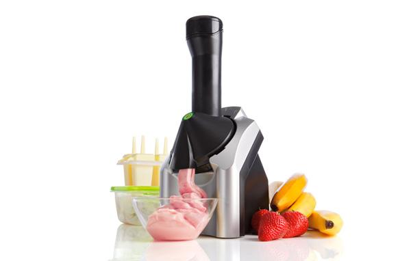 Máquina de hacer helados caseros