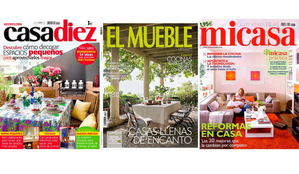 Las mejores revistas de decoraci n en espa ol decorar hogar for Revista ideas para tu hogar
