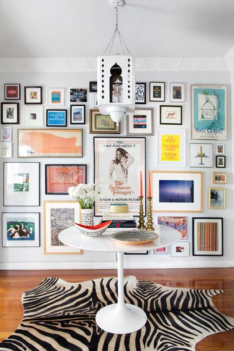 Recibidores modernos y baratos decorar hogar for Cuadros y lienzos baratos