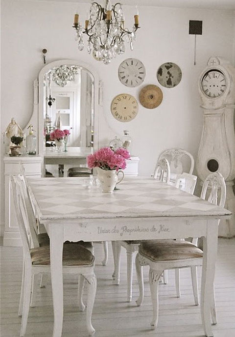 Comedor Chic