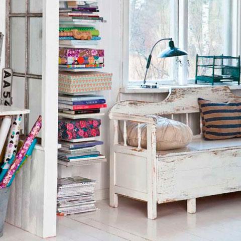 Shabby chic un estilo de decoraci n vintage decorar hogar for Decoracion casa chic