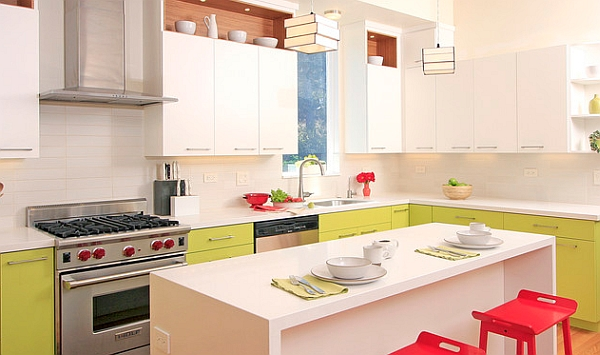 Cocina moderna diseño lacado