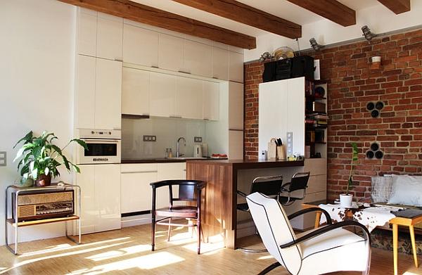 Cocinas modernas estilos 2018 decorar hogar for Cocina estilo industrial