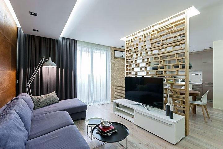 Trucos para decorar pisos pequeños minimalistas