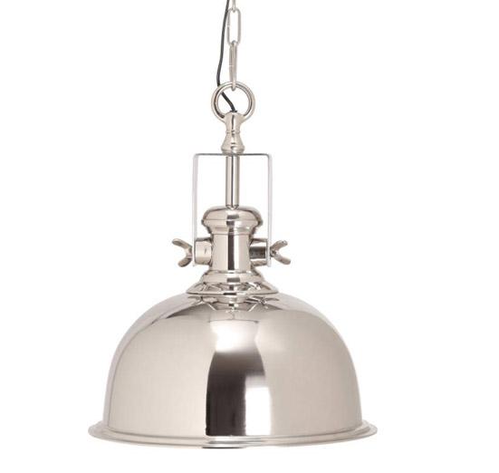 Lámpara de techo retro Industry
