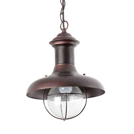 Lámpara de techo vintage duratón