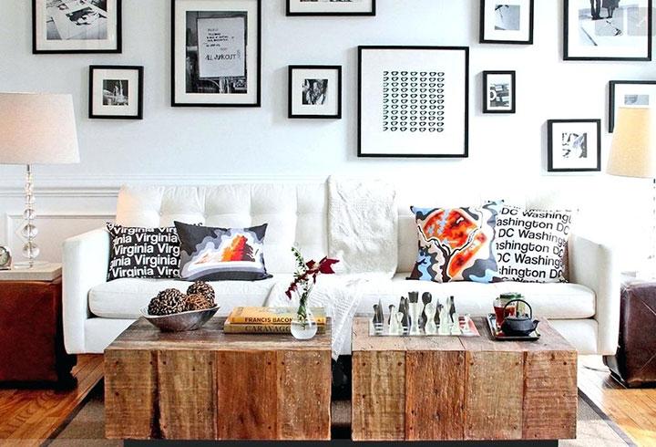 Trucos de decoración Low Cost para la casa
