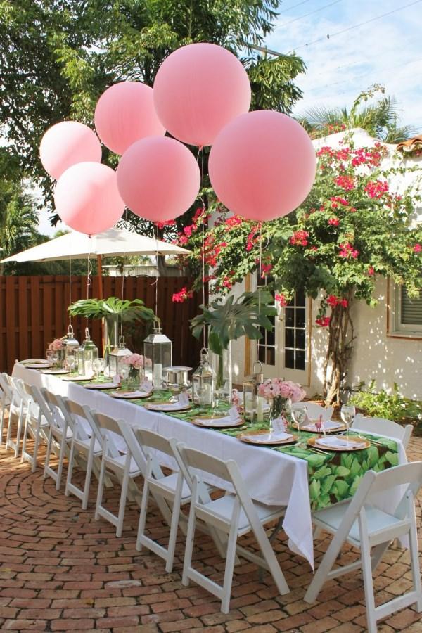 Decoration Tables Pour  Personnes Repas Entre Amis