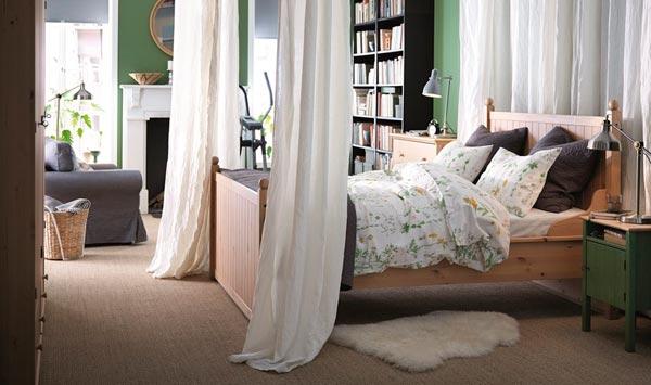 Dormitorios en el catálogo ikea 2015