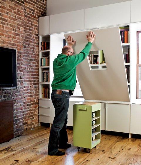 Tendencias de decoraci n que no pasan de moda - Muebles pisos pequenos ...