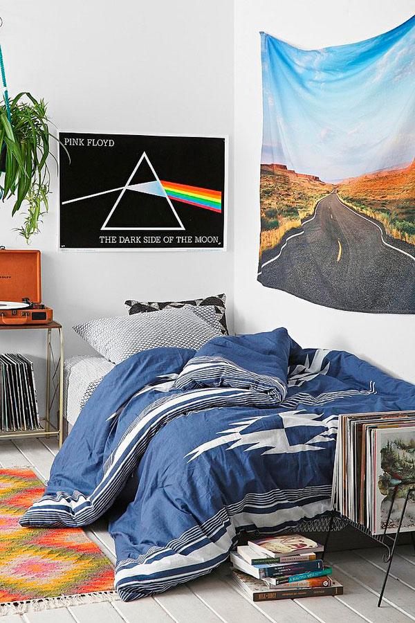 Posters sin marco error de decoración de dormitorios
