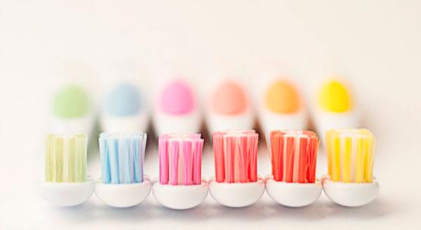 Reemplazar los cepillos de dientes cada 4 meses