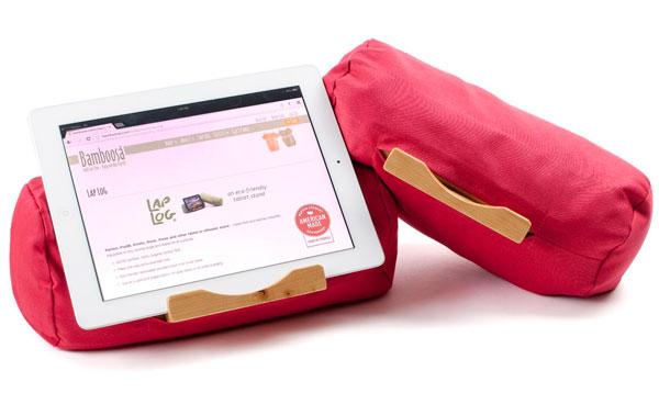 Cojín para tablets, iPad y ebook