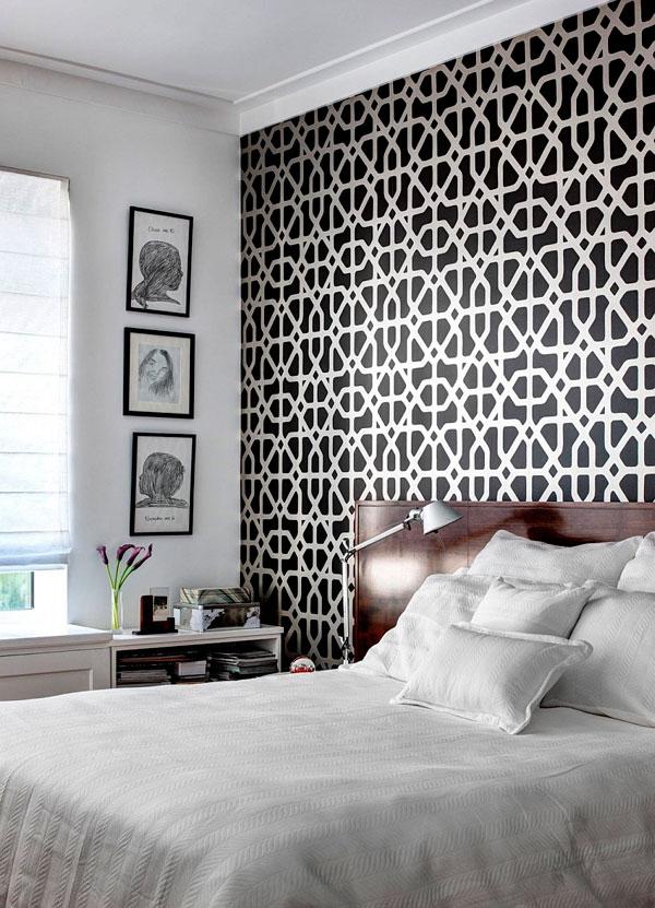 Dormitorio minimalista manhattan