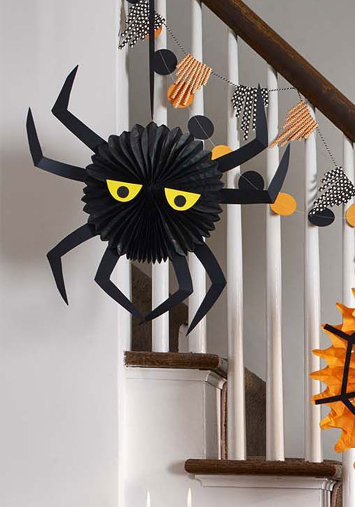 Decoraciones para Halloween caseras