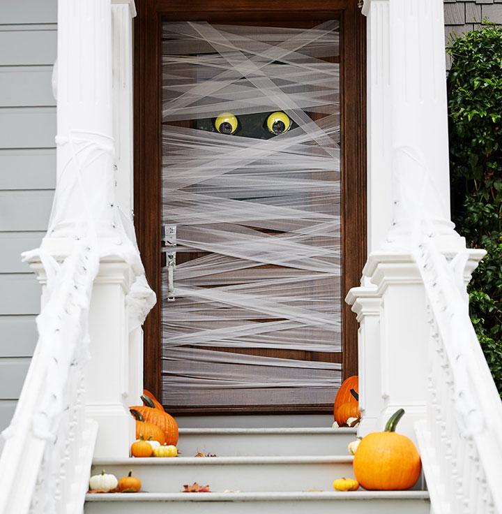 Ideas para decorar en Halloween barato