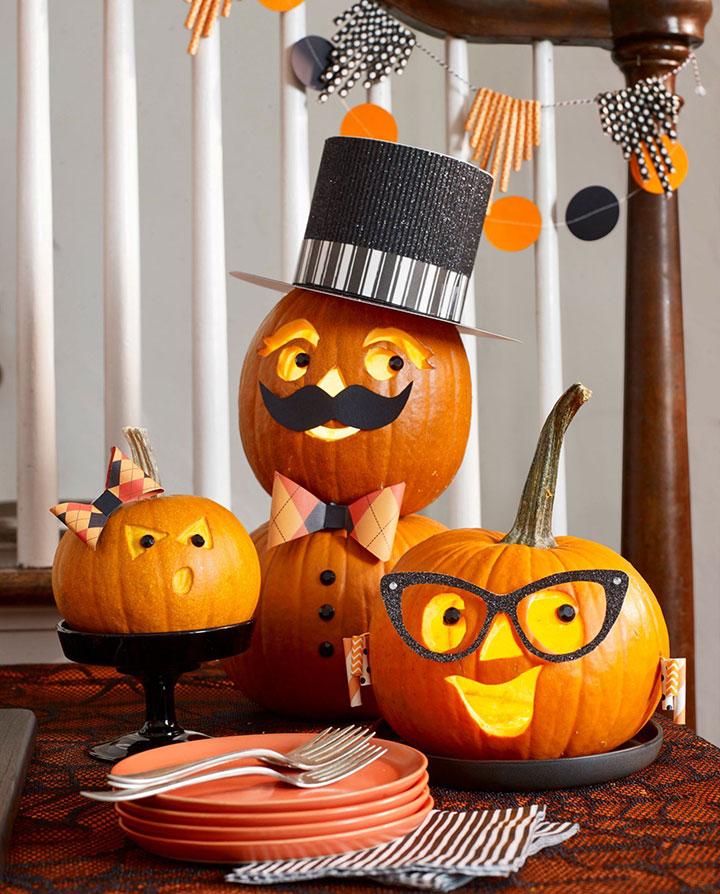 Ideas con calabazas para halloween