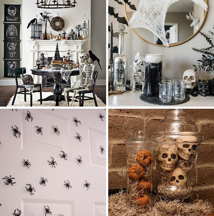 Ideas de decoración para Halloween