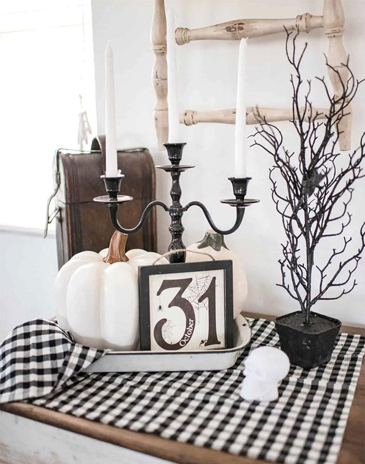 Ideas para decorar en halloween fáciles