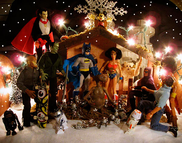 Belenes Navidad originales y divertidos