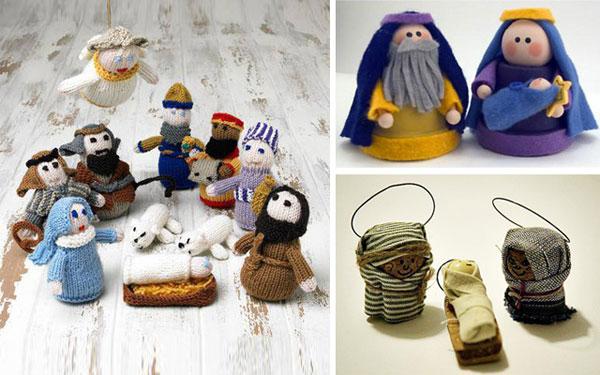 Belenes originales para decorar en Navidad