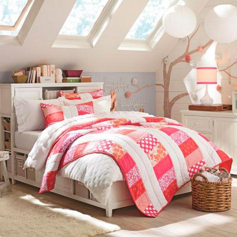 Habitaciones para chicas ideas y fotos decorar hogar for Ideas creativas para cuartos