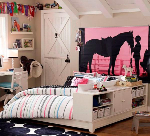Decorar habitaciones para chicas