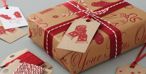 Ideas diferentes para envolver regalos en navidad - Ideas para envolver regalos navidenos ...