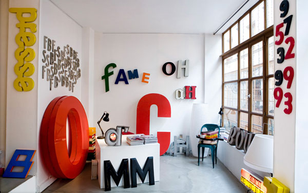 Decorar con letras ideas y ejemplos