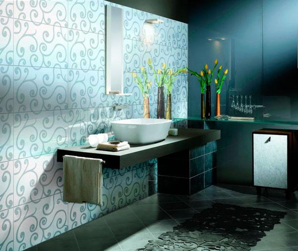 Ideas de azulejos para reformar el baño - Decorar Hogar