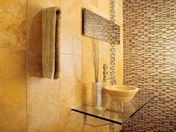 Ideas de azulejos para reformar el ba o decorar hogar for Bathroom tile designs 2012