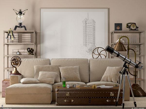 Tendencias de decoraci n en 2015 decorar hogar for Decoracion de interiores modernos tendencia 2016