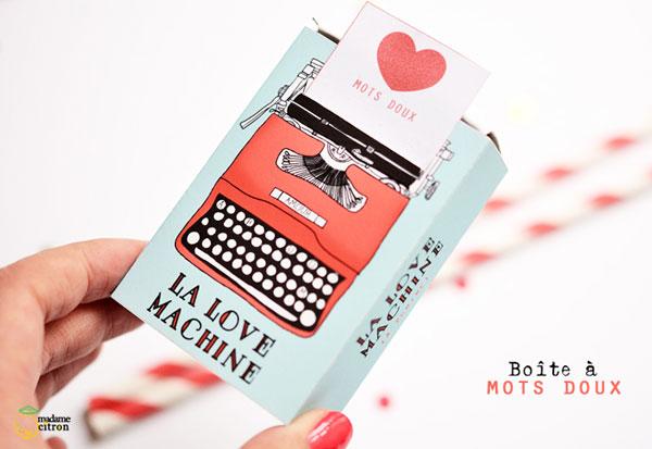 Hacer una caja de cerillas para regalar en San Valentin