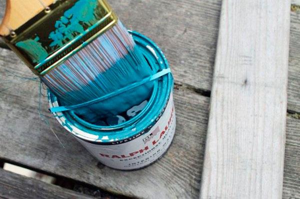 5 Trucos para pintar sin manchar